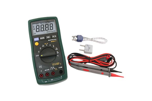 Image of The Basics of Choosing a Multimeter